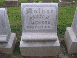 Nancy Jane <i>Fowler</i> Jackson