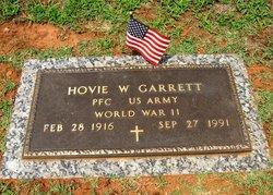 Hovie William Garrett