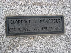 Clarence J. Alexander