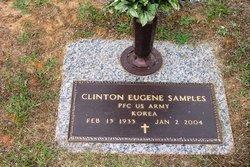 Clinton Eugene Samples