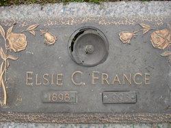 Elsie Carie <i>Taylor</i> France