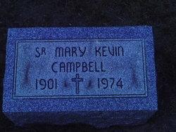 Sr Kevin Campbell