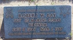 Robert Wayne Bob Bay