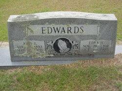 Edna H Edwards
