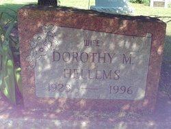 Dorothy M Hellems