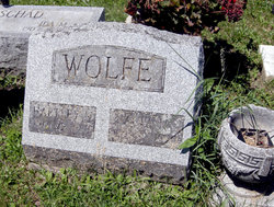 Alta <i>Bickert</i> Wolfe