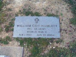 William Coy Hamlett