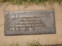 Gale Donald Abie Christy