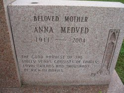 Anna <i>Medved</i> Larese