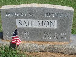 Betty Jean <i>Orders</i> Saulmon
