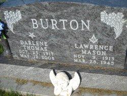 Lawrence Mason Burton
