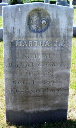 Martha J. <i>Morse</i> Gilchrist