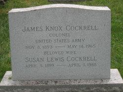 Susan <i>Lewis</i> Cockrell