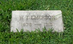 W T Emerson
