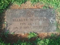 Harley W. Gheen