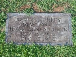 James Shirley Gheen