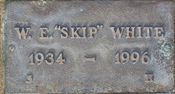 Willard Edward Skip White
