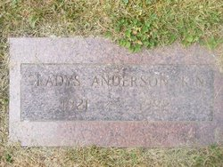 Gladys <i>Estes</i> Smith-Anderson