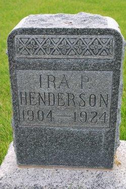 Ira Pugmire Henderson