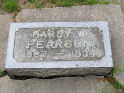 Harry W Pearson