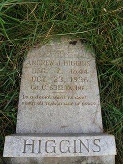 Andrew Jackson Higgins