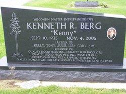 Kenneth R Kenny Berg