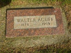 Walter Acuff