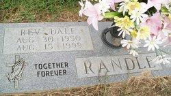 Rev Dale Howard Randle