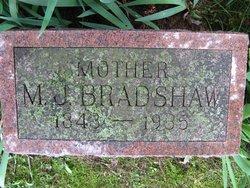 Mary Jane <i>Quiett</i> Bradshaw