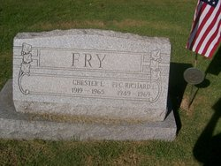 PFC Richard LeRoy Fry