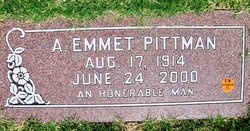 Amcy Emmet Pittman