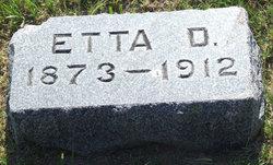 Etta Delphenia Del <i>Smith</i> Shafer