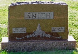 Emma Delphenia <i>Baldwin</i> Smith