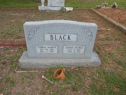 Sophia Ophelia <i>Frisbee</i> Black