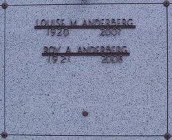 Roy A Anderberg