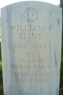 PFC William F. Eline