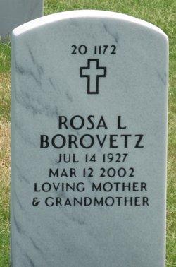 Rosa Lee <i>Peebles</i> Borovetz