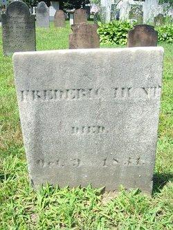 Frederick Hunt