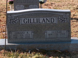 Lucille <i>Young</i> Gilliland