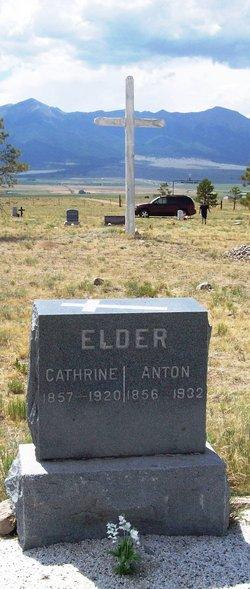 Cathrine <i>Kiesler</i> Elder