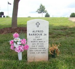 Sgt Alfred Barbour, Jr