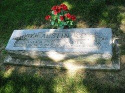 Anna M. <i>Simpson</i> Austin