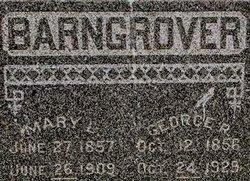 Mary Louise <i>Ross James</i> Barngrover