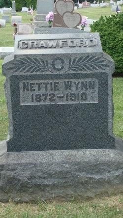 Nettie Coyle <i>Wynn</i> Crawford