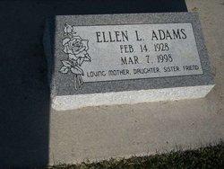 Ellen Louise Adams