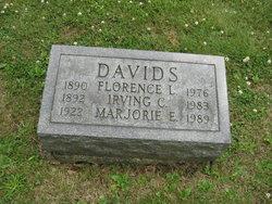 Marjorie Elizabeth <i>Davids</i> Davids