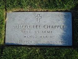 Joseph Lee Chapple