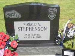 Ronald A Stephenson
