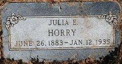 Julia Eliza <i>Giggey</i> Horry