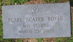 Ada Pearl <i>Scates</i> Boyle